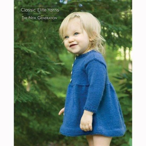 Classic Elite Yarns 1504 The New Generation - Download (1504EBOOK)