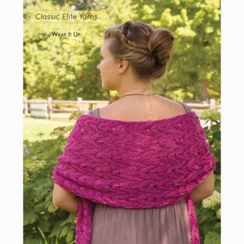 Classic Elite Yarns 1505 Wrap It Up - Download (1505EBOOK)
