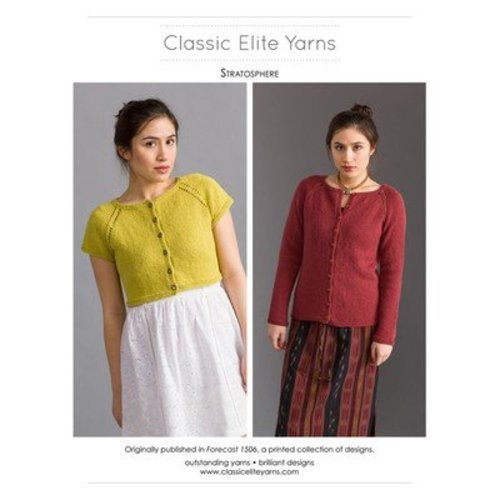 Classic Elite Yarns 1506 Forecast - Download (1506EBOOK)