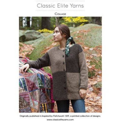 Classic Elite Yarns 1509 Inspired By Patchwork - Download (1509EBOOK)