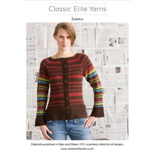 Classic Elite Yarns 1512 Strips and Stripes - Download (1512EBOOK)