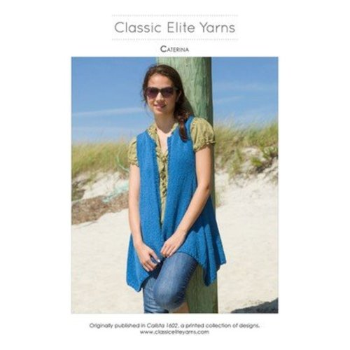 Classic Elite Yarns 1602 Calista - Download (1602EBOOK)