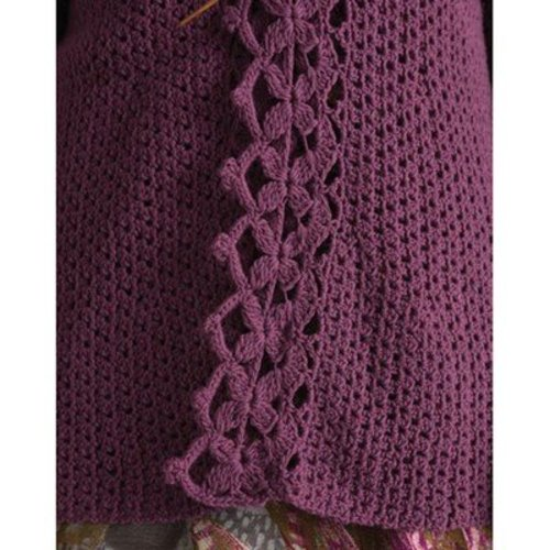 Classic Elite Yarns 1605 Viewpoints A Time to Crochet - Bergamo PDF -  ()