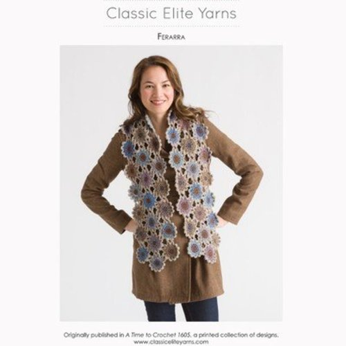 Classic Elite Yarns 1605 Viewpoints A Time to Crochet - Download (1605EBOOK)