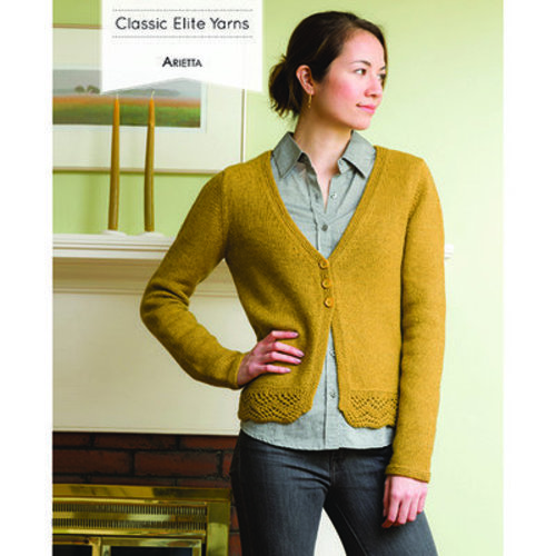 Classic Elite Yarns 1608 Arietta - Download (1608EBOOK)