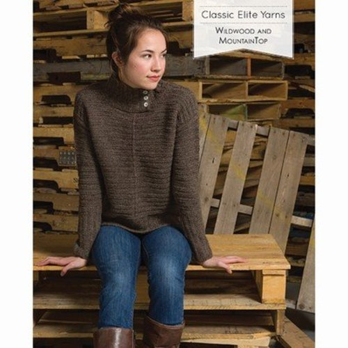 Classic Elite Yarns 1609 Wildwood & MountainTop - Download (1609EBOOK)