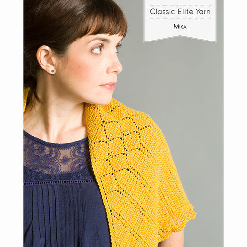 Classic Elite Yarns 1702B Mika - Download (1702BEBOOK)