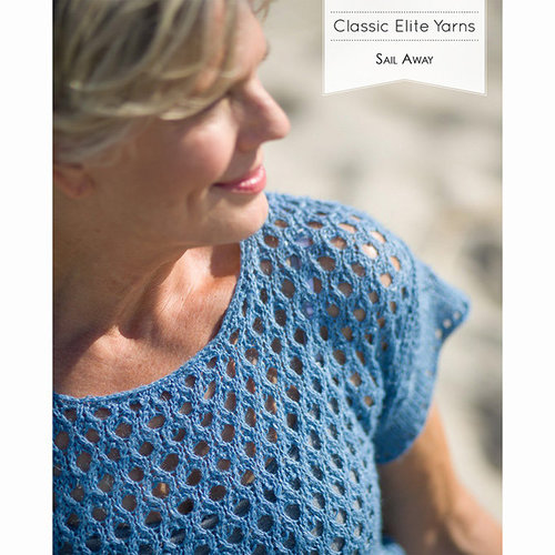 Classic Elite Yarns 1703 Sail Away - Download (1703EBOOK)