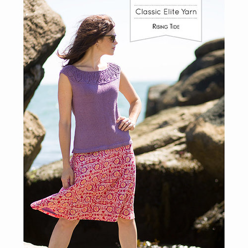 Classic Elite Yarns 1704 Rising Tide - Download (1704EBOOK)
