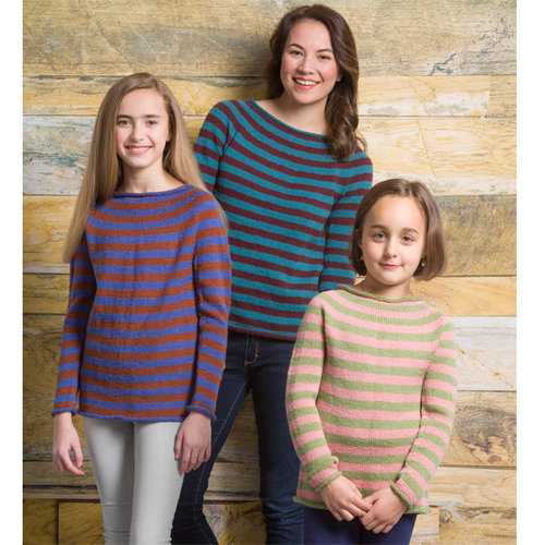 Classic Elite Yarns 1709B Sweaters for All - Printed (1709B)