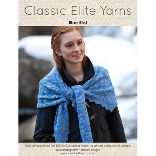 Classic Elite Yarns 9186 Bluebird PDF -  ()