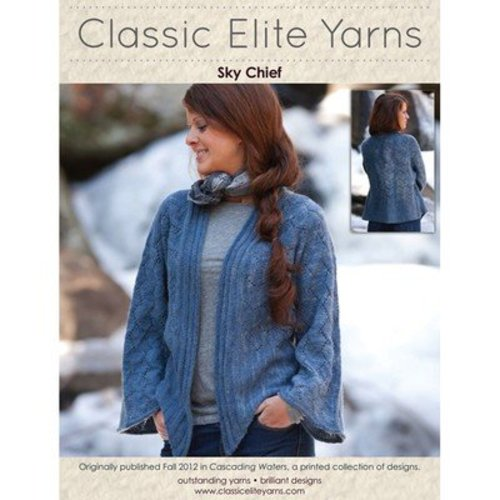 Classic Elite Yarns 9186 Sky Chief PDF -  ()