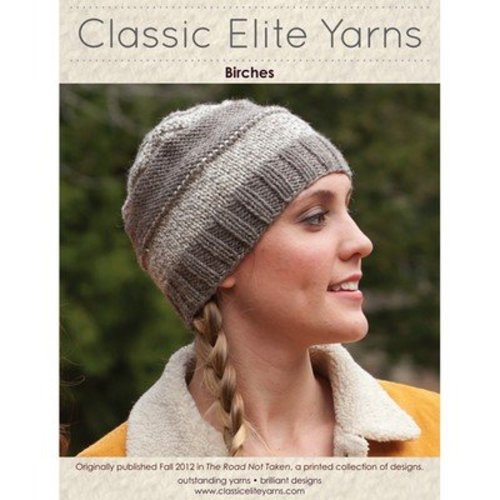 Classic Elite Yarns 9205 Birches PDF -  ()