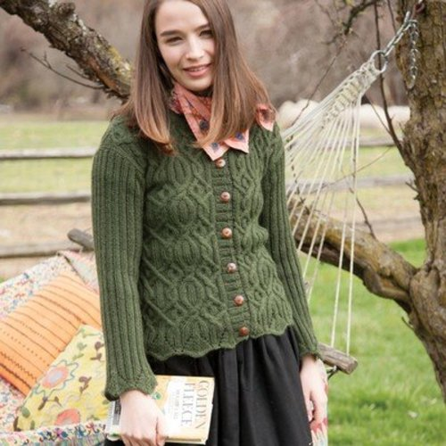 Classic Elite Yarns 9209 Color By Kristin Book 1 -  ()