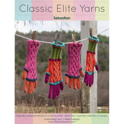 Classic Elite Yarns 9209 Sebastian Gloves PDF -  ()