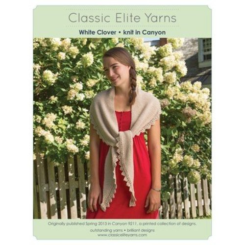 Classic Elite Yarns 9211 White Clover PDF -  ()