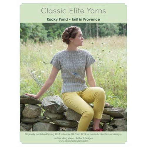 Classic Elite Yarns 9219 Rocky Pond PDF -  ()