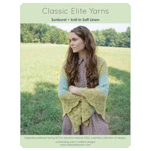 Classic Elite Yarns 9222 Sunburst PDF -  ()