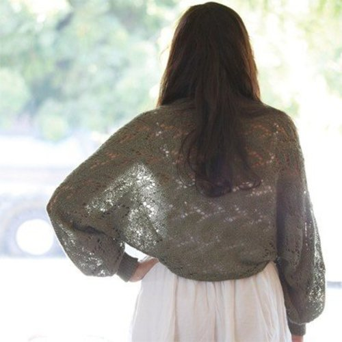 Classic Elite Yarns 9226 Lace Shrug PDF -  ()