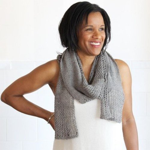 Classic Elite Yarns 9226 Textured Scarf PDF -  ()