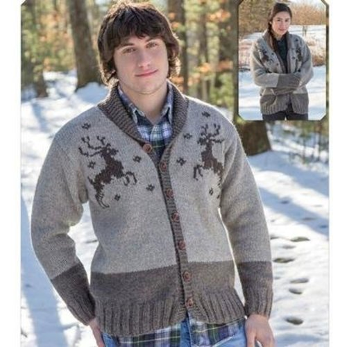 Classic Elite Yarns 9231 Buck PDF -  ()