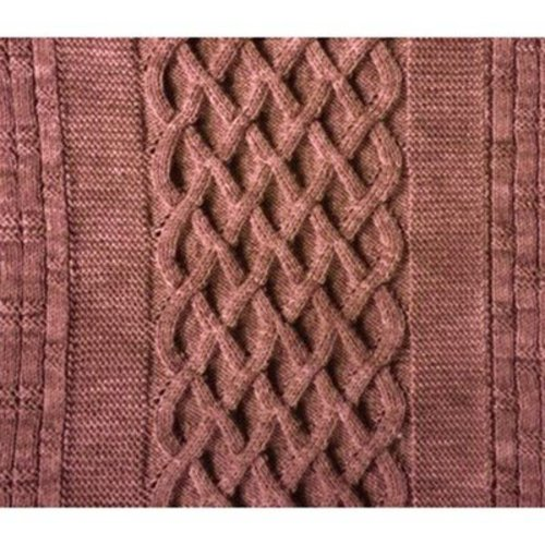 Classic Elite Yarns Big Liberty Wool Throw (Free) -  ()