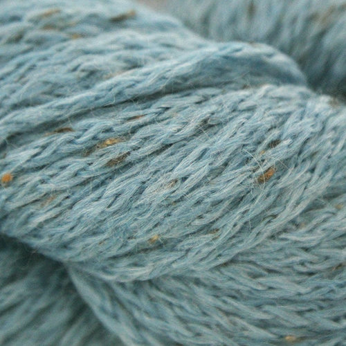 Classic Elite Yarns Claremont Kit - Teal - Model (1)