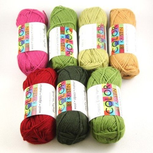 Classic Elite Yarns Color By Kristin Stocking Kit -  ()