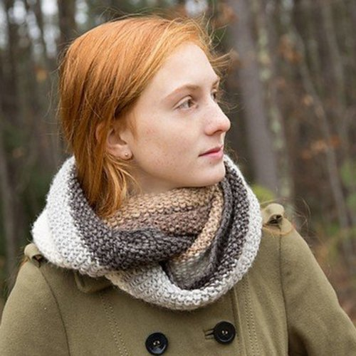 Classic Elite Yarns Coors Cowl (Free) -  ()