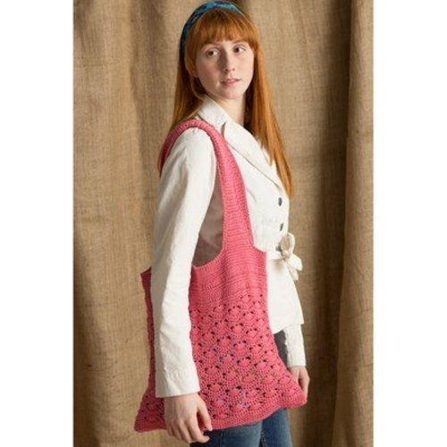 Classic Elite Yarns Crocheted Cerro Tote (Free) -  ()
