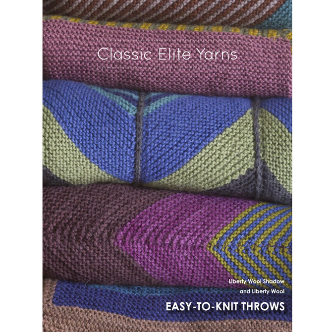 Classic elite yarns easy to knit throws ebook pdf at webs yarn classic elite yarns easy to knit throws ebook pdf fandeluxe Document