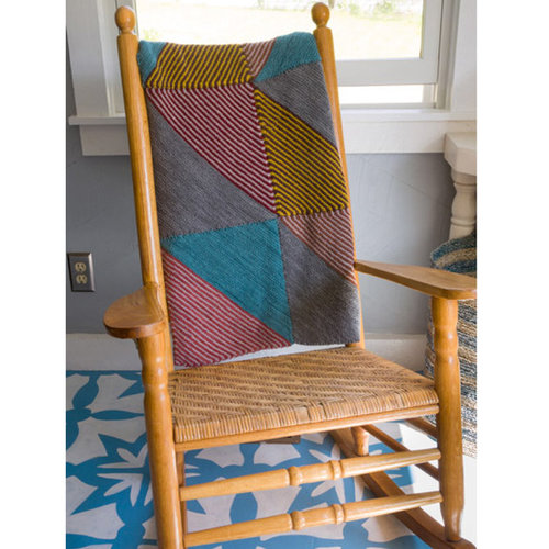 Classic Elite Yarns Easy-To-Knit Throws eBook PDF -  ()