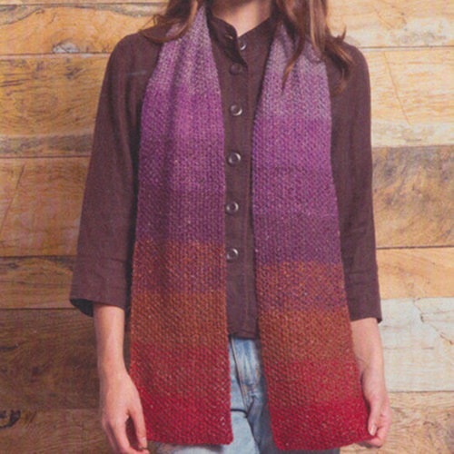 Classic Elite Yarns Gradient Scarf Kit -  ()