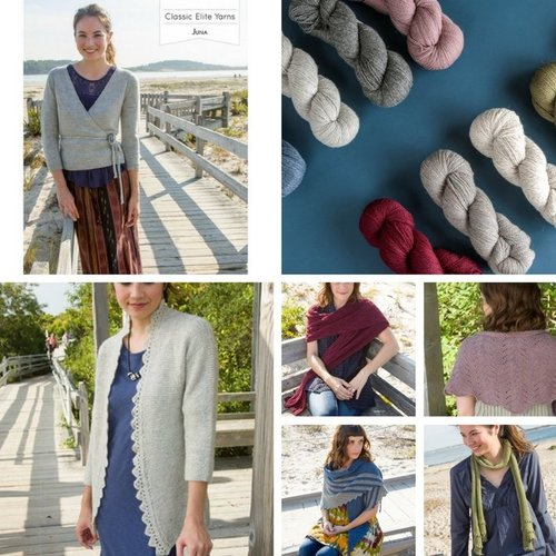 Classic Elite Yarns Juna Trunk Show -  ()