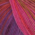 Classic Elite Yarns Liberty Wool Light Prints Discontinued Colors - Ultra Violet Autumn (6690)