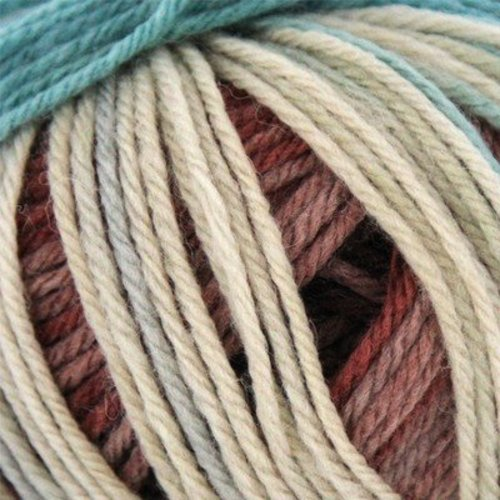 Classic Elite Yarns Liberty Wool Print Discontinued Colors - Deep Valley (78103)