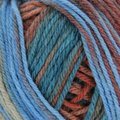 Classic Elite Yarns Liberty Wool Print - Blue Sienna (78108)