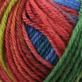 Classic Elite Yarns Liberty Wool Print - Stained Glass (7828)