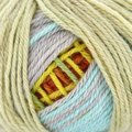 Classic Elite Yarns Liberty Wool Print - Sun. Frost (7838)