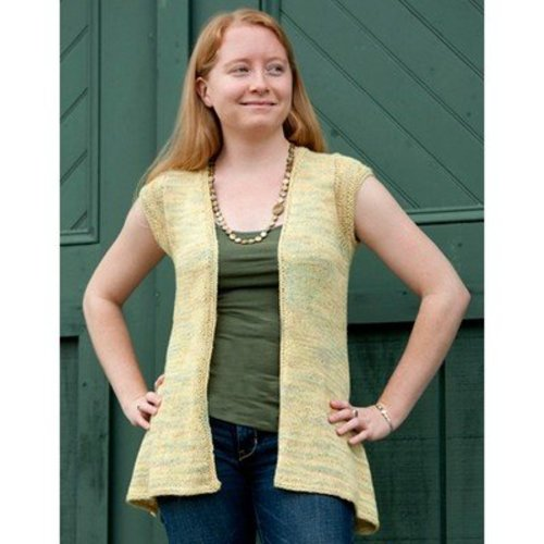 Classic Elite Yarns Open Front Cardi (Free) -  ()