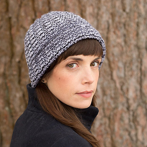Classic Elite Yarns Quest Ribbed Hat (Free) -  ()