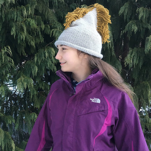 Classic Elite Yarns Rooster Ski Hat (Free) -  ()