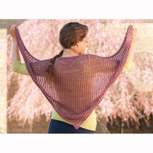 Classic Elite Yarns Sanibel Lace Shawl (Free) -  ()