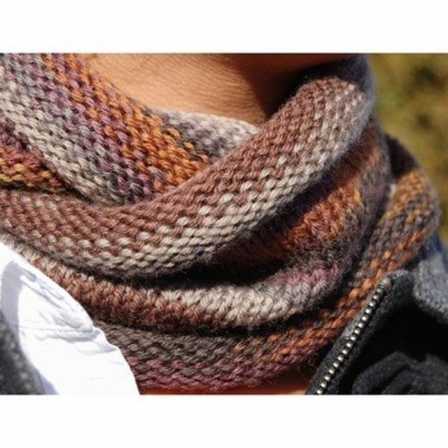 Classic Elite Yarns Splash of Color Cowl (Free) -  ()