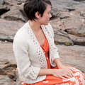 """Classic Elite Yarns Sprout Cardigan Kit - 34.25-39"""" (1)"""