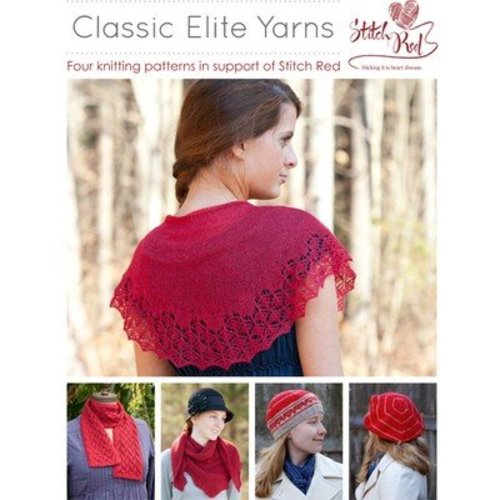Classic Elite Yarns Stitch Red eBook (Free) -  ()