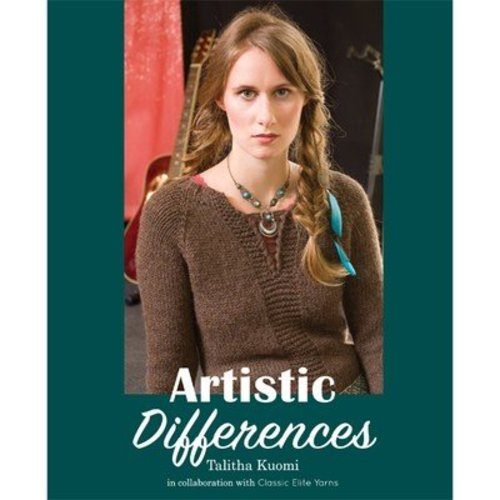 Classic Elite Yarns Viewpoints 1513 Artistic Differences - Download (1513EBOOK)