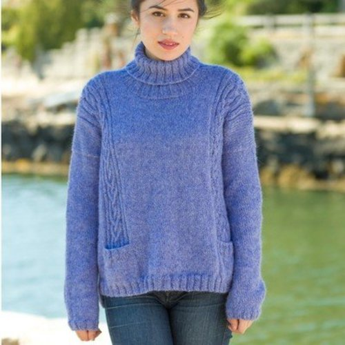 Classic Elite Yarns Viewpoints 1514 From Folly Cove - Download (1514EBOOK)