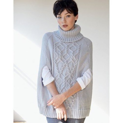 Cleckheaton 402 Sweater Cape PDF -  ()