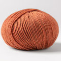 Cloudborn Limited Edition Wool Worsted - Tangerine Heather (34)